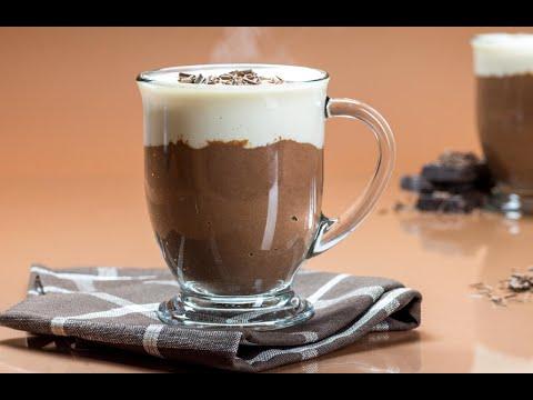 Hot Chocolate Protein Shake!