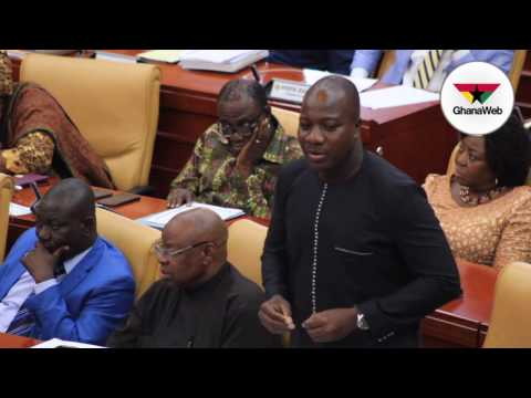 MPs 'fight' in Parliament over Ayariga's apology