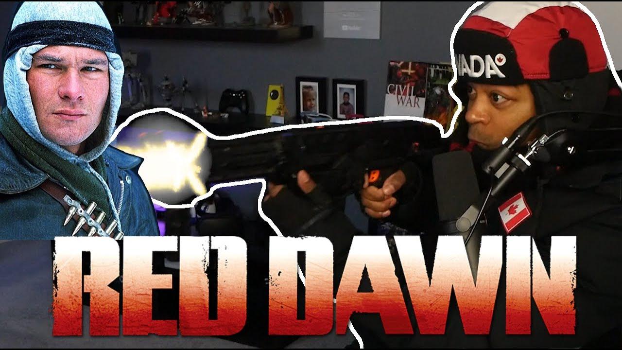 Red Dawn 1984 - Movie Reaction