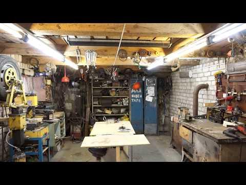 Светодиодное освещение в мастерскую