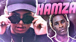 HAMZA – 1994, NOUVELLE VIBE DU RAP FRANCOPHONE !