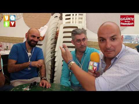 Caseta Los Palmeros Feria Real de Algeciras 2019 Lunes