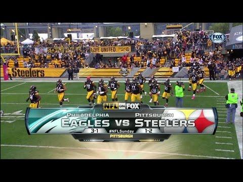 NFL on FOX - 2012 Eagles vs Steelers - open