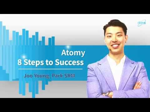 8 Steps to Success by Sharon Rose Master Park Joo Young