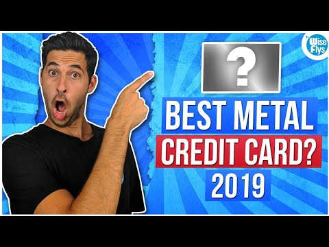 Review Of All Metal Credit Cards Of 2019