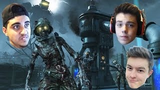 FAZE HOUSE PLAYS COD ZOMBIES