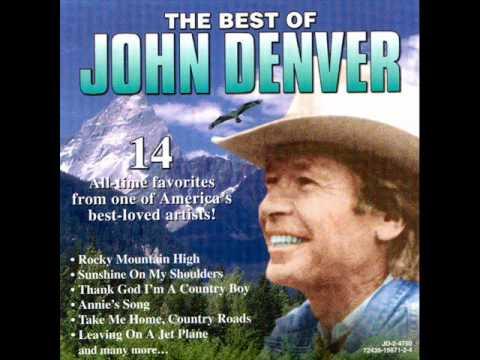 John Denver - Thank God I'm a Country Boy