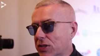 Holly Johnson interview - AIM Awards 2015