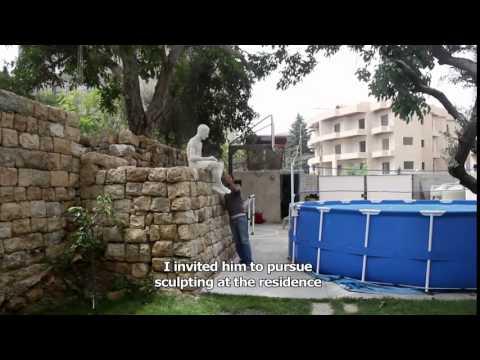 Art Residence For Syrians Artists, Aley-Lebanon