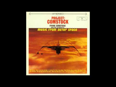 #3: Frank Comstock Music From Outer Space 1962 FULL ALBUM