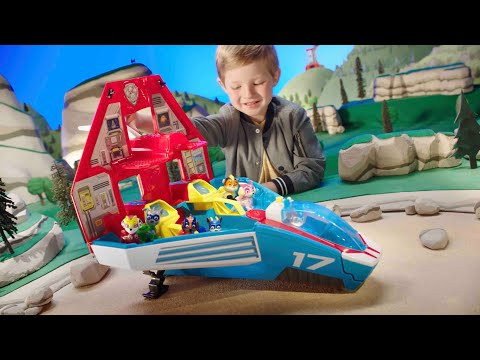 PAW Patrol | Mighty Pups | Super Paws Mighty Jet | TV Commercial