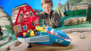 PAW Patrol | Mighty Pups | Super Paws Mighty Jet | TV Commercial Video