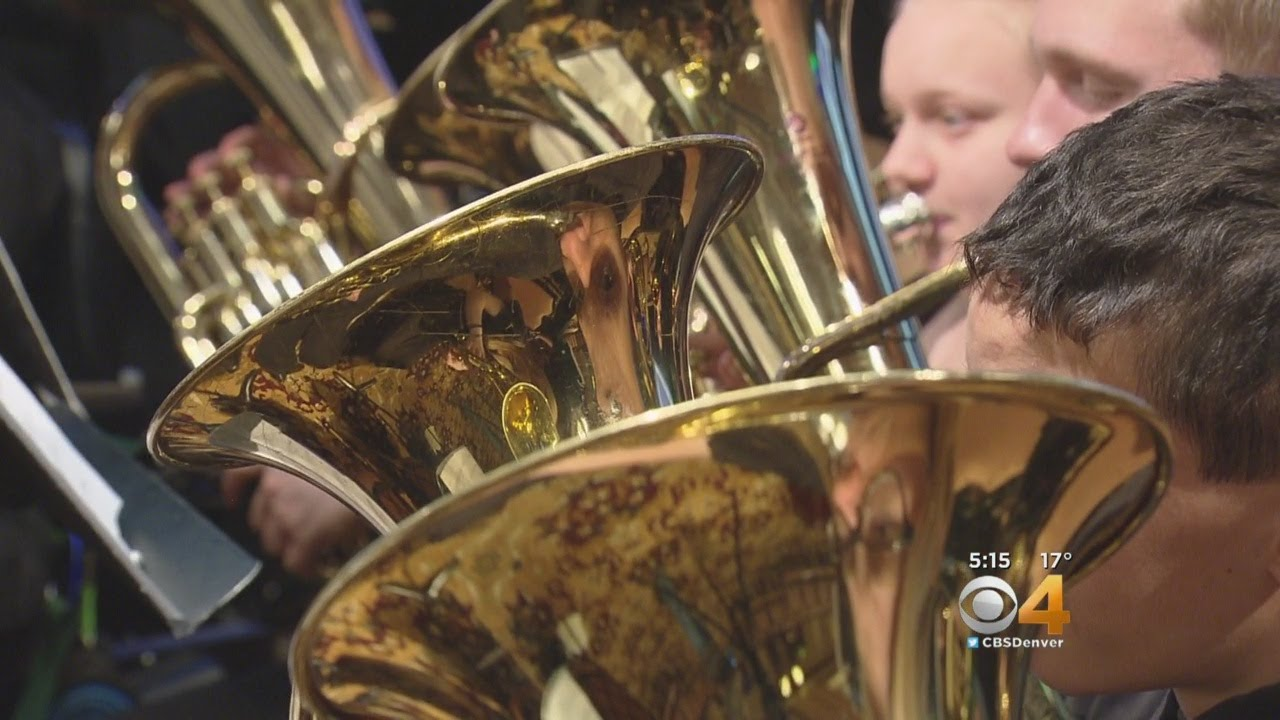 Band Students Are Banding Together To Help Teen