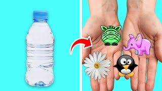 30 GENIUS PLASTIC HACKS AND CRAFTS || Recycle plastic at home!
