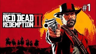 Twitch Livestream Red Dead Redemption II Part 1 Xbox One