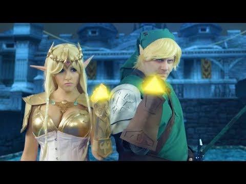 Legend of Zelda Song - Hyrule Warriors