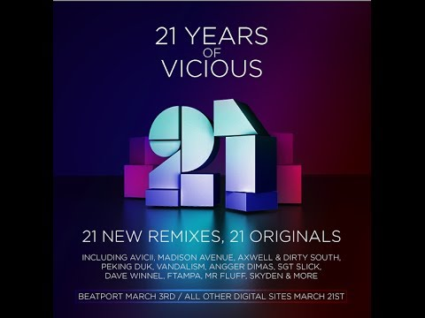 21 Years of Vicious - Original Mixes  [1-10 of 21]