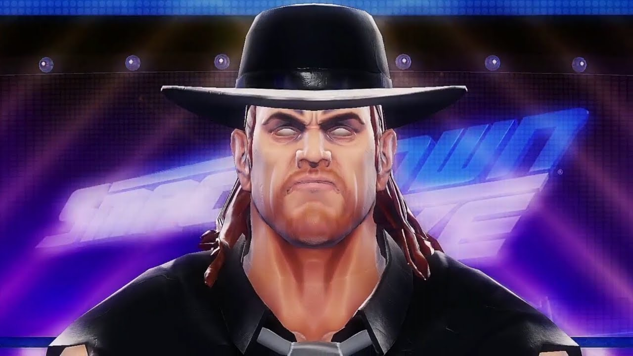 WWE Mayhem (1 vs 1 Online Match) - Undertaker,Ric Flair ...