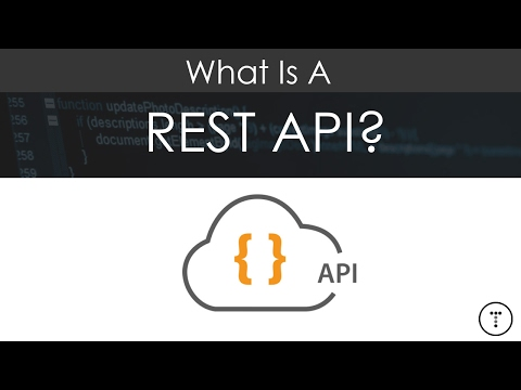 What Is A RESTful API? Explanation of REST...