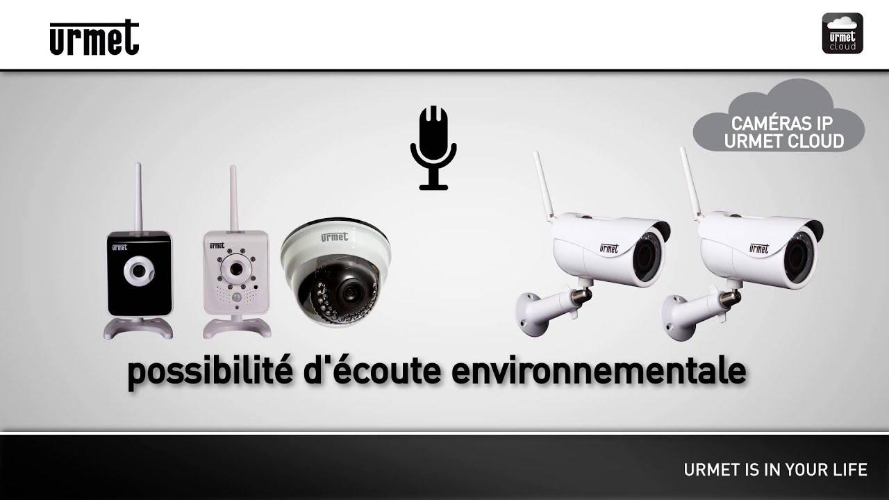 Urmet cloud et les cam ras ip youtube for Urmet cloud