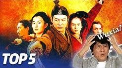 Die besten WUXIA Filme aus CHINA!   COUNTDOWN
