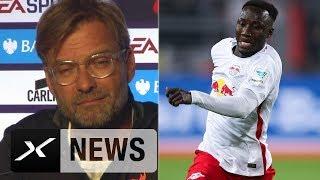 Keita-Transfer wie Autokauf: Jürgen Klopp in Topform | FC Liverpool