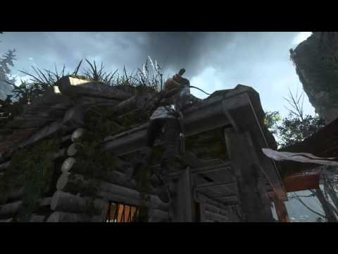 Rise of the Tomb Raider LOGRO para el siguiente truco..