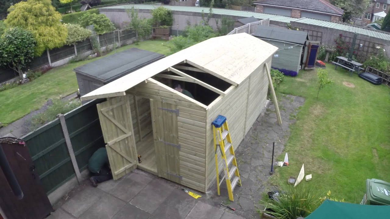 Northern Garden Sheds Garden Sheds In Newcastle Youtube