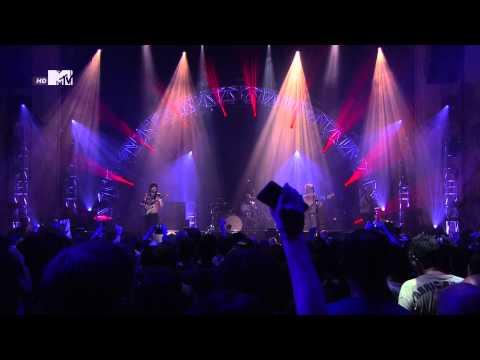 Biffy Clyro - Many Of Horror - MTV EMA World Stage 2014
