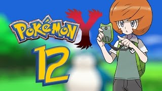 Pokemon Y [Let's Play] ☆12☆ - Der Freundedoppelkampf