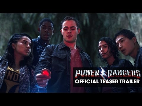 Power Rangers (2017 Movie) Official Teaser...