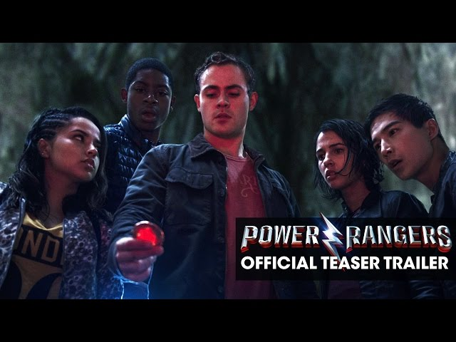 Lanzan el trailer de la nueva pelìcula de Power Rangers: 'Discover The Power'