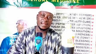 Natural Treatment To Cataract (iwosan Oju Ti O Ndun Enia}