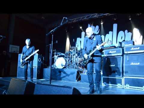 THE STRANGLERS - Lessines,Belgium 21/04/2014 ( 3 songs ) HD 1080 pixels