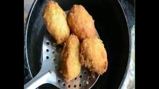 Пончики из нута  Рецепты постных блюд