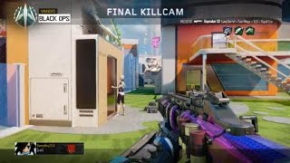 Call of Duty® Black Ops III infected clutch Kills part 4