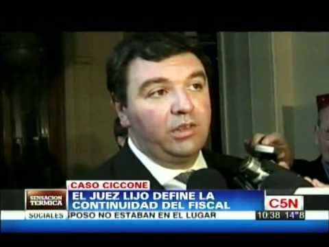 C5N - POLITICA: DEFINEN LA CONTINUIDAD DEL FISCAL EN EL CASO CICCONE