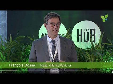 ECO18 Paris: François Dossa Alliance Ventures