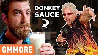 Donkey Sauce Taste Test