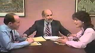 A Preview of the Dispute Resolution and Lawyers Videotape Series