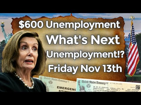 $600 UNEMPLOYMENT BENEFITS EXTENSION UPDATE LWA PUA SSI PEUC FED-ED STIMULUS CHECK PACKAGE BILL