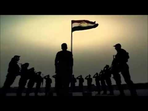 Baxtiar Saleh   Bo Peshmerga 2014  zor xoshaaa