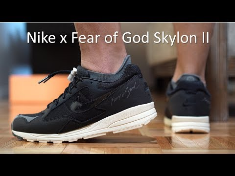 Nike Air Fear of God Skylon II - Review