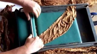 Простой и удобный станок для изготовления сигар.