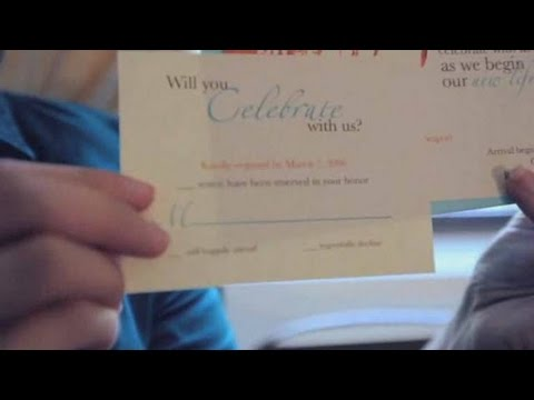 how to word an rsvp wedding card wedding invites youtube