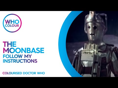 The Moonbase Cybermen