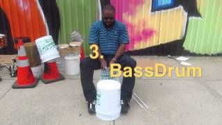 Intro to Bucket Drumming