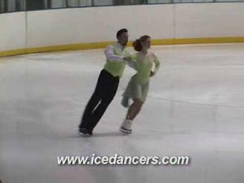 Canasta Tango (Learn to Ice Dance Vol. 1)