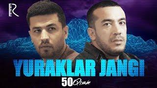 Yuraklar jangi (o'zbek serial)   Юраклар жанги (узбек сериал) 50-qism