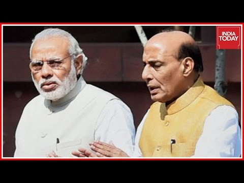 Rajnath Singh To Brief PM Narendra Modi On Kashmir